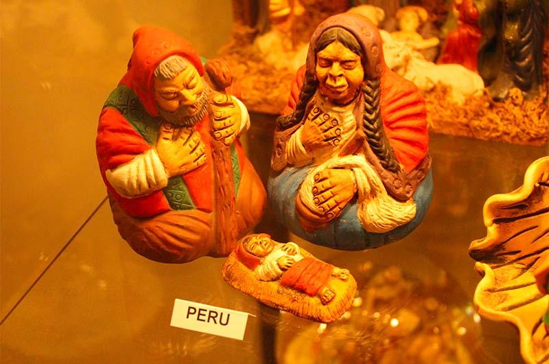 Статуэтки из Перу.