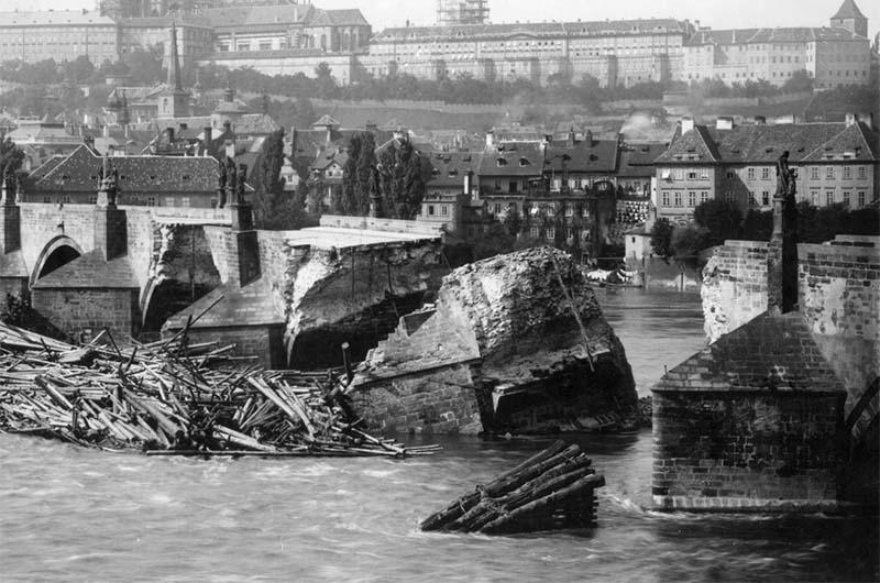 Наводнение в 1890 году.