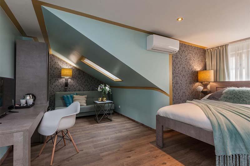 Отель Gorgeous Prague Rooms 4* в историческом центре Праги.