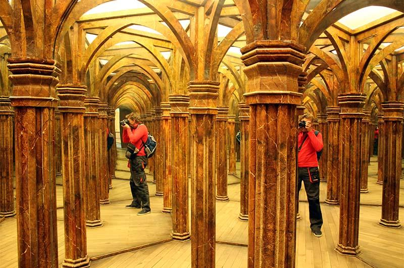 Длинные коридоры иллюзий.