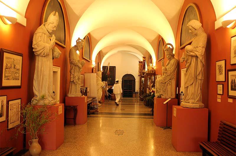 Галерея музея.